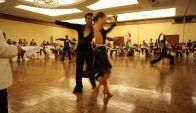 Jumil Bacalso and Natalie Tjokro - Rumba th National Ballroom Dancing Championship
