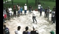 Jumpstyle Battle - Fael rebolation project vs Christopher