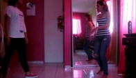 Jumpstyle Dance in room