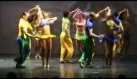Junior Cervila Latin Dance Company - Lambada