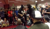 Kannon and Slim Fly vs Les Twins Wod