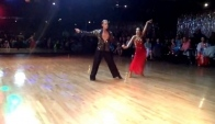 Karen and Oleg Astakhov - Cha Cha Rumba - Ballroom Dance Studio in Alhambra - April