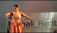 Kathak - an Indian Dance by Moumala Nayak