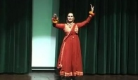 Kathak Dance Performance by Rabia Kanwal