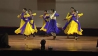 Kathak dance video 2014