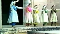 Kathak dance video