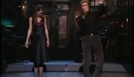 Katie holmes learning to tap dance