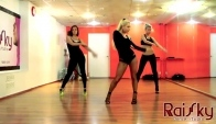Katrin  Vogue On-line    RaiSky - Vogue dance
