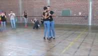 Kizomba musicality by georges and Laura