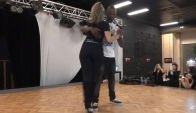 Kizomba with Curtis and Cherazad