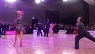Korea Open Professional Latin F Rumba