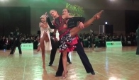 Korea Open Professional Latin Semi F Rumba Riccardo and Yulia