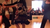 Korea Open Professional Latin st round Rumba Riccardo and Yulia