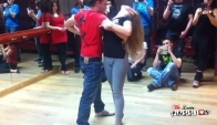 Korke and Judith Big Sensual Bachata Weekender