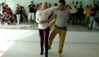 Korke and Judith Tenerife Love Dance