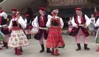 Krakowiak - Dance Group Wawel at Polish Harvest Festival Houston Tx