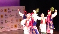 Krakowiak - Polish dancing at the African Delphic Games