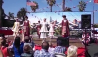 Krakusy Los Angeles in San Diego - Polonaise Dance