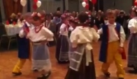 Kujawiak dance by children from St Kalinowski Polish School