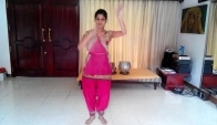 Learn Kathak online Tarana Indian classical dance