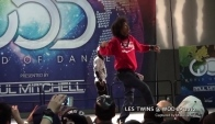 Les Twins - An Exclusive Front Row View