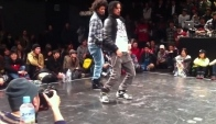 Les Twins - Final Juste Debout Japan