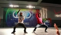 Les Twins - World Of Dance