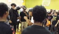 Les Twins Birmingham Freestyle