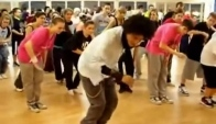 Les Twins Crazy dance in Russia Part