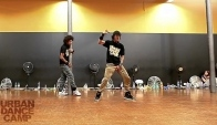 Les Twins Icu by Aleise Urban Dance Camp