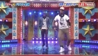 Les Twins Japanese Tv