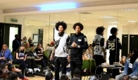 Les Twins Manchester Workshop Uk ~ Intro