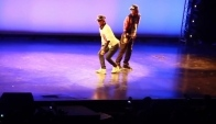 Les Twins Urban Dance case