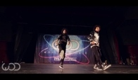 Les Twins World of Dance Frontrow Wodsd