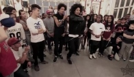 Les Twins and Bouboo London filmed by Kayzar