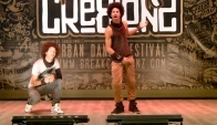 Les Twins in Belgium