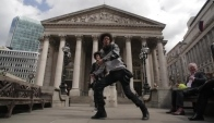 Les Twins on London Beyonce Tour Yak Films