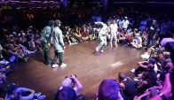 Les Twins vs Zamounda Crew All-styles