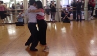 Lesson of the Tango Salon