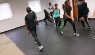 Lil Buck's Master Class at Young Arts Miami - Memphis Jookin