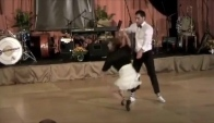 Lindy Hop Showcase competition