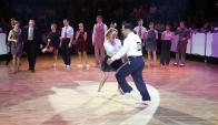 Lindy Hop World Cup Strictly - Finals