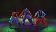Locking by Kick Splits Rsc Masami Studio Dance Case Vol