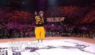 Locking dance Battle Vovan and Moroz vs Ducky and Jay final
