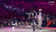 Locking dance Finals - Juste Debout Bercy