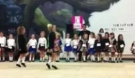 Lola Single Jig - Irish dance 2012