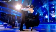 Louis Smith and Flavia Cacace Paso Doble to 'Dirty Diana' - Strictly Come Dancing - Bbc One