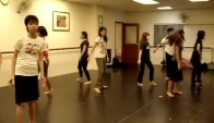 Lyrical Jazz Starburst - Jazz dance