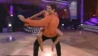 Ma and Dmitry - Lambada - Dwts