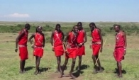 Masai Jumping Dance - with special guest